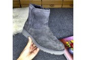 UGG Abree Mini Grey - Фото 1