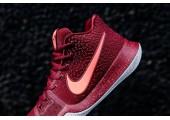 Баскетбольные кроссовки Nike Kyrie 3 Hot Punch - Фото 4