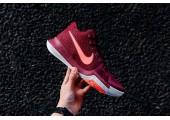 Баскетбольные кроссовки Nike Kyrie 3 Hot Punch - Фото 3