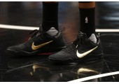 Баскетбольные кроссовки Nike Kobe 11 FTB Black Mamba - Фото 3