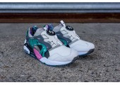 Кроссовки Graphersrock x Puma Disc Blaze White/Grey - Фото 3