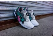 Кроссовки Graphersrock x Puma Disc Blaze White/Grey - Фото 1
