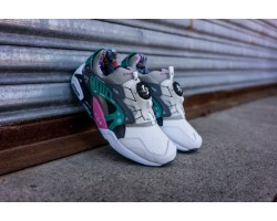 Кроссовки Graphersrock x Puma Disc Blaze White/Grey