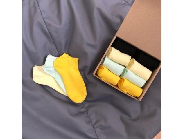 Женский набор носков № 11