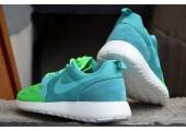 Кроссовки Nike Roshe Run Hyperfuse QS Green - Фото 2