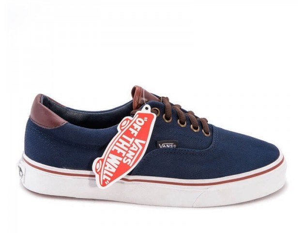 Кеды Vans Authentic Blue Jeans