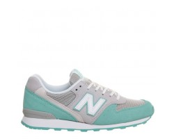 Кроссовки New Balance 996 Grey/Mint Green