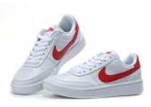 Кроссовки Nike Grand Terrace SL White/Red - Фото 5