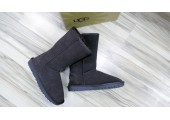 UGG Classic Tall Brown - Фото 5