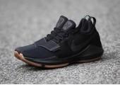 Кроссовки Nike PG 1 Black/Gum - Фото 7
