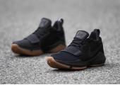 Кроссовки Nike PG 1 Black/Gum - Фото 3