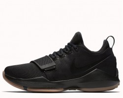 Кроссовки Nike PG 1 Black/Gum