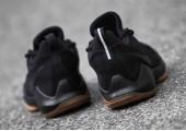 Кроссовки Nike PG 1 Black/Gum - Фото 5