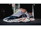 Кроссовки Adidas Yeezy 700 Boost Solid Grey - Фото 4