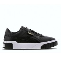 Кроссовки Puma Cali Black/White
