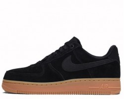 Кроссовки Nike Air Force 1 ´07 SE Black Gum