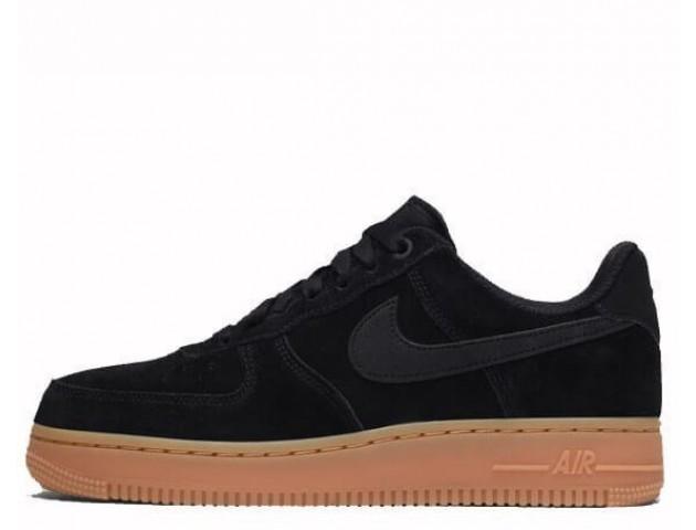 Кроссовки Nike Air Force 1 ´07 SE Black Gum