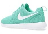 Кроссовки Nike Roshe Run Mint - Фото 4