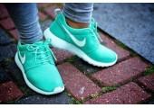 Кроссовки Nike Roshe Run Mint - Фото 2
