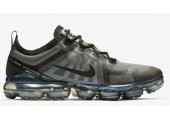 Кроссовки Nike Air VaporMax 2019 Black/Grey - Фото 5