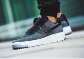 Кроссовки Nike Air Force 1 Ultra Flyknit Low Multicolor - Фото 2