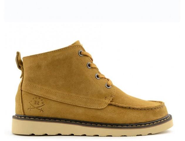 Ботинки Ransom x Adidas Originals Boots Chestnut С МЕХОМ