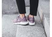Кроссовки Nike Air Huarache Purple Smoke - Фото 7