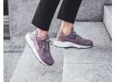 Кроссовки Nike Air Huarache Purple Smoke - Фото 5