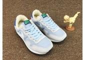 Кроссовки Nike Internationalist Light Blue/White С МЕХОМ - Фото 3