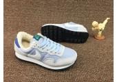 Кроссовки Nike Internationalist Light Blue/White С МЕХОМ - Фото 9
