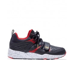 Кроссовки Kith x Puma Blaze of Glory Black/Red