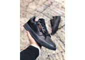 Кроссовки Adidas Yeezy Powerphase Black - Фото 1
