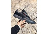 Кроссовки Adidas Yeezy Powerphase Black - Фото 5