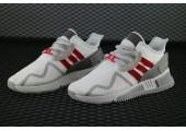 Кроссовки Adidas EQT Cushion ADV Core White - Фото 4