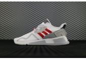 Кроссовки Adidas EQT Cushion ADV Core White - Фото 5