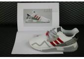 Кроссовки Adidas EQT Cushion ADV Core White - Фото 8