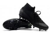 Футбольные бутсы Nike Mercurial Superfly VI Elite SG AC Black - Фото 5