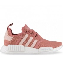 Кроссовки Adidas NMD Runner Pink/White