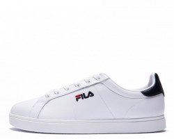 Кеды Fila Tennis Court Deluxe White/Black