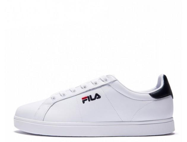 Кеды Fila Tennis Court Deluxe White/Black