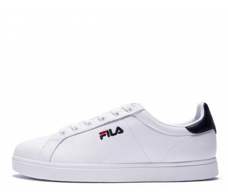 6b6937fe Кеды Fila Tennis Court Deluxe White/Black купить в Киеве, выгодная ...
