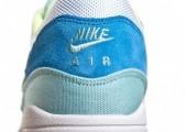 Кроссовки Nike Air Max 87 Premium Julep Liquid Lime/White - Фото 4