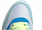 Кроссовки Nike Air Max 87 Premium Julep Liquid Lime/White - Фото 3