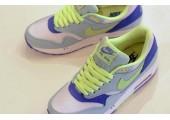 Кроссовки Nike Air Max 87 Premium Julep Liquid Lime/White - Фото 6