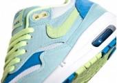 Кроссовки Nike Air Max 87 Premium Julep Liquid Lime/White - Фото 5