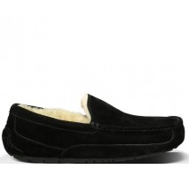 UGG ASCOT SLIPPER BLACK