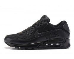 Кроссовки Nike Air Max 90 Premium Triple Black