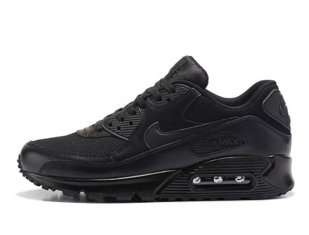 Кроссовки Nike Air Max 90 Premium Triple Black