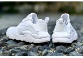 Кроссовки Nike Air Huarache Run Ultra JCRD White - Фото 2