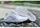Кроссовки Nike Air Huarache Run Ultra JCRD White - Фото 3